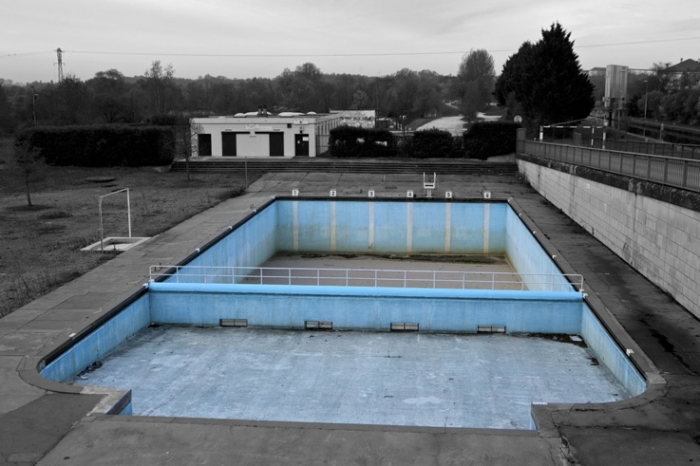 piscine en plein air, Dommartin-lès-Toul, Toul, Meurthe-et-Moselle (54), région Lorraine, swimming pool, photo dominique houcmant, goldo graphisme