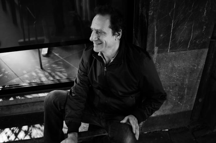 Riton Liebman, portrait, acteur, réalisateur, cinéma sauvenière, Liège, Je suis supporter du Standard, les grignoux, © photo dominique houcmant