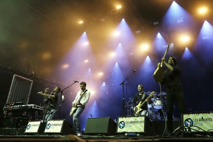 dEUS, les ardentes festival, liège, live, concert, on stage, © photo dominique houcmant