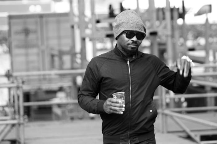 The Heavy, Portrait Kelvin Swaby, les ardentes festival, liège, singer, © photo dominique houcmant