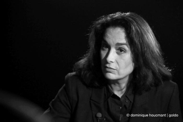 Stéphanie Janicot, écrivain, journaliste, portrait de femme, noms de dieux, rtbf, © photo dominique houcmant