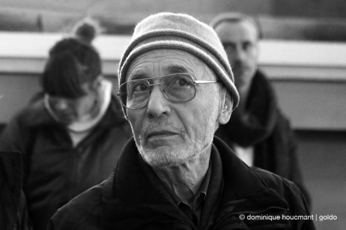 portrait, Pierre Colman, écrivain, professeur, essayiste, histoire de l'art, Liège, photo dominique houcmant, goldo graphisme