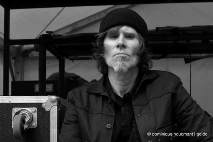 portrait Mark William Lanegan, american singer, rock, indie, les ardentes festival, liège, live, concert, 2014, © photo dominique houcmant