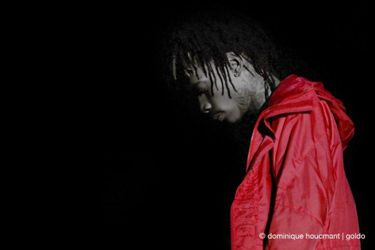 Portrait Wiz Khalifa, Cameron Jibril Thomaz, les ardentes festival, liège, rap, hip hop, music, © photo dominique houcmant