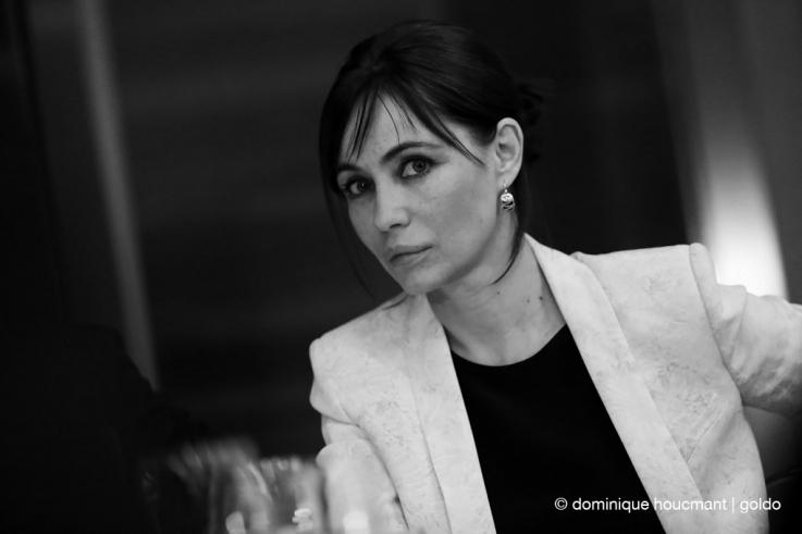 Emmanuelle Béart, actrice, comédienne, modèle, portrait de femme, actress, movie,cinéma, théâtre, festival ImagéSanté , © photo dominique houcmant