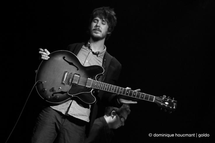 LG Jazz Collective, jazz, septet, les chiroux, Guillaume Vierset, liège, live, concert, music, © photo dominique houcmant