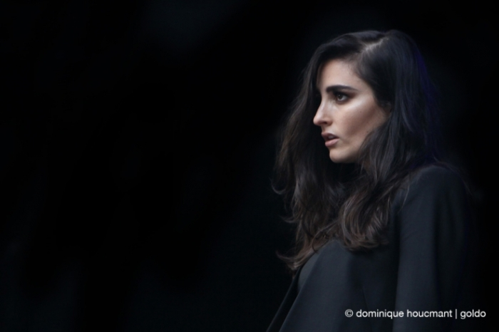 Banks portrait, Jillian Rose Banks, american singer-songwriter, les ardentes festival, liège, live, concert, 2014, © photo dominique houcmant