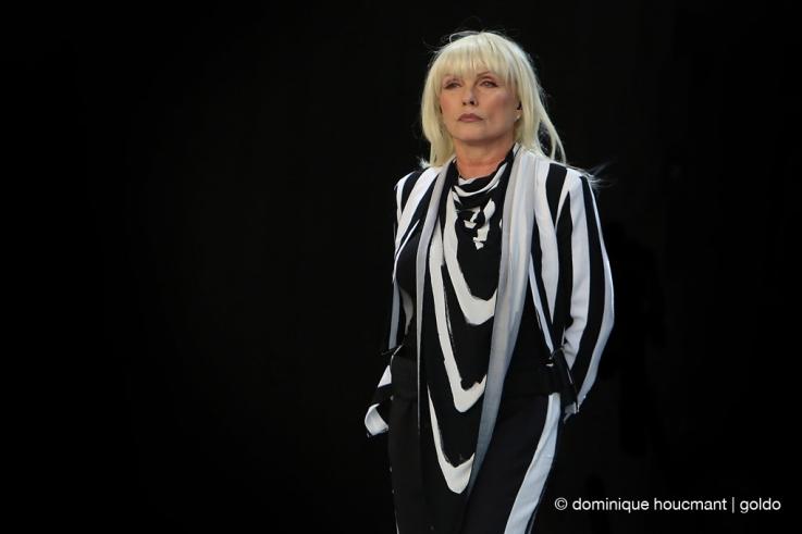 Deborah Ann Harry, Blondie, portrait, debbie, american singer-songwriter, fête des solidarités, namur, live, concert, 2014, © photo dominique houcmant