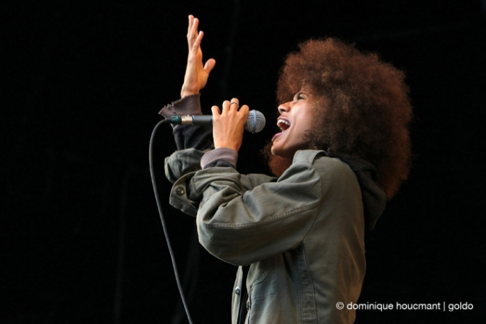 Nneka, Nneka Egbuna, reggae, hip hop, rap, les ardentes festival, liège, live, concert, music, © photo dominique houcmant
