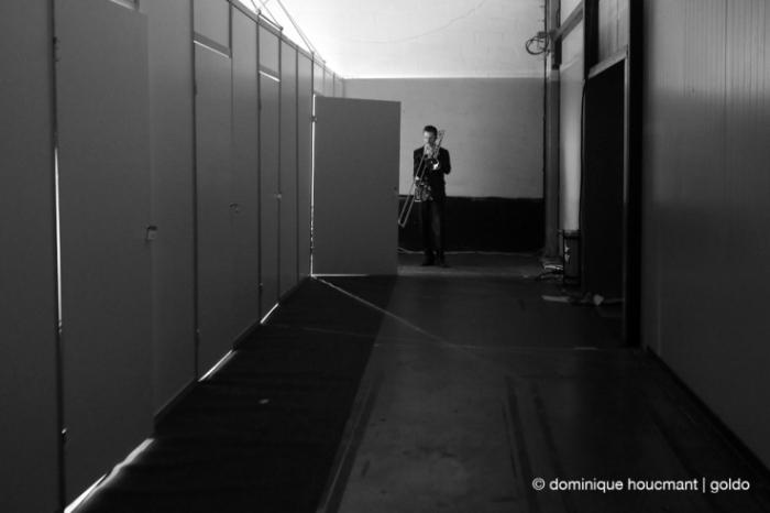 photo musicien, trombone à coulisse, tromboniste, musician, © photo dominique houcmant