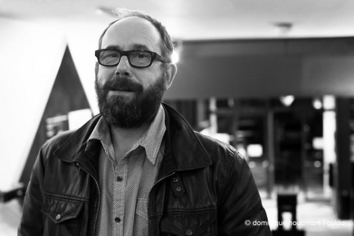 portrait, Olivier Gourmet, acteur belge, belgian actor, cinéma, photo dominique houcmant | goldo graphisme