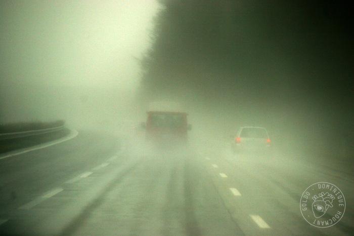 autouroute, voiture, pluie, orage, Allemagne, drache,