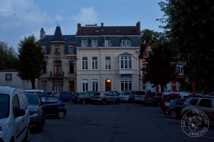 L'empire des lumières, Place des Écoles, Spa (B)