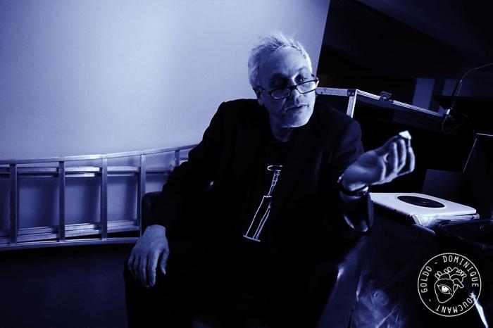 Marc Ribot Portrait