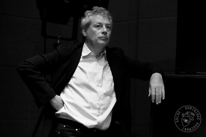 Alessandro Baricco, écrivain, essayiste, romancier, portrait, théâtre de Liège