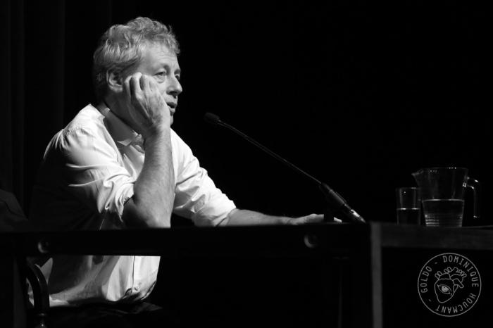 Alessandro Baricco, écrivain, essayiste, conférence, Théâtre de Liège