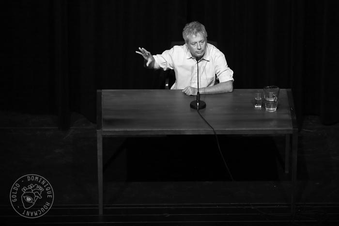 Alessandro Baricco, écrivain, essayiste, romancier, conférence, Théâtre de Liège