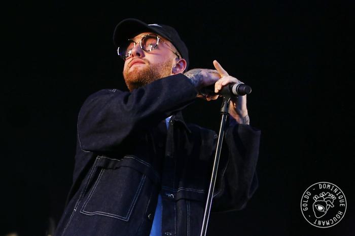 Mac Miller, rap, hip hop, live, concert, festival les Ardentes, liège, 2017